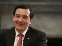 .President Ma Ying-jeou