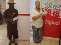 Ernest & Linda are winners in the Digicel Win Cash Promotion copy