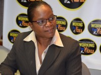 Kaye Bass, Permanent Secretary in the Ministry of Foreign Affairs and Aviation