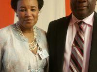 PM Harris and Commonwealth Secretary-General