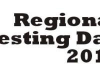 Regional Testing Day Banner