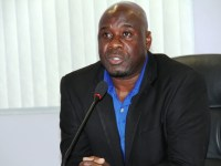Minister responsible for Public Utilities on Nevis Hon. Alexis Jeffers