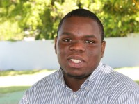 Rol-J Williams the top student in Nevis for the 2016 Caribbean Secondary Education Certificate examinations
