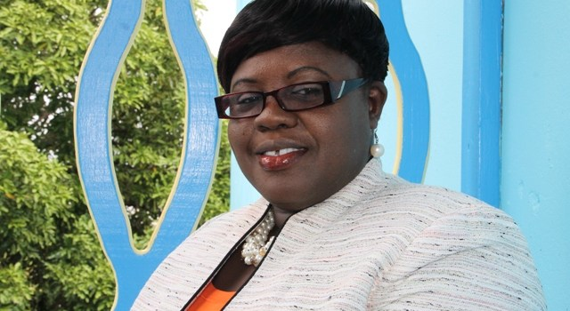 Hon. Hazel Brandy-Williams, Junior Minister in the Ministry of Social Development in the Nevis Island Administration (file photo)