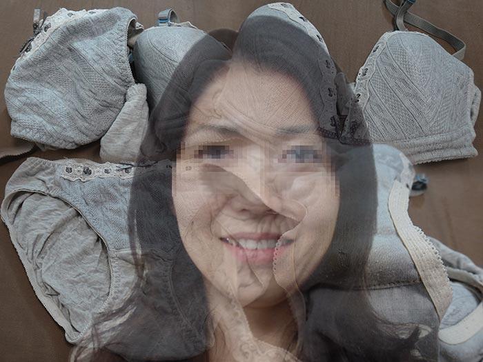 友達の嫁さんのパンティ画像