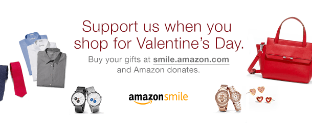 Support the New Bremen Foundation when doing your Valentine's Day shopping on Amazon Smile! http://smile.amazon.com/ch/34-1837854