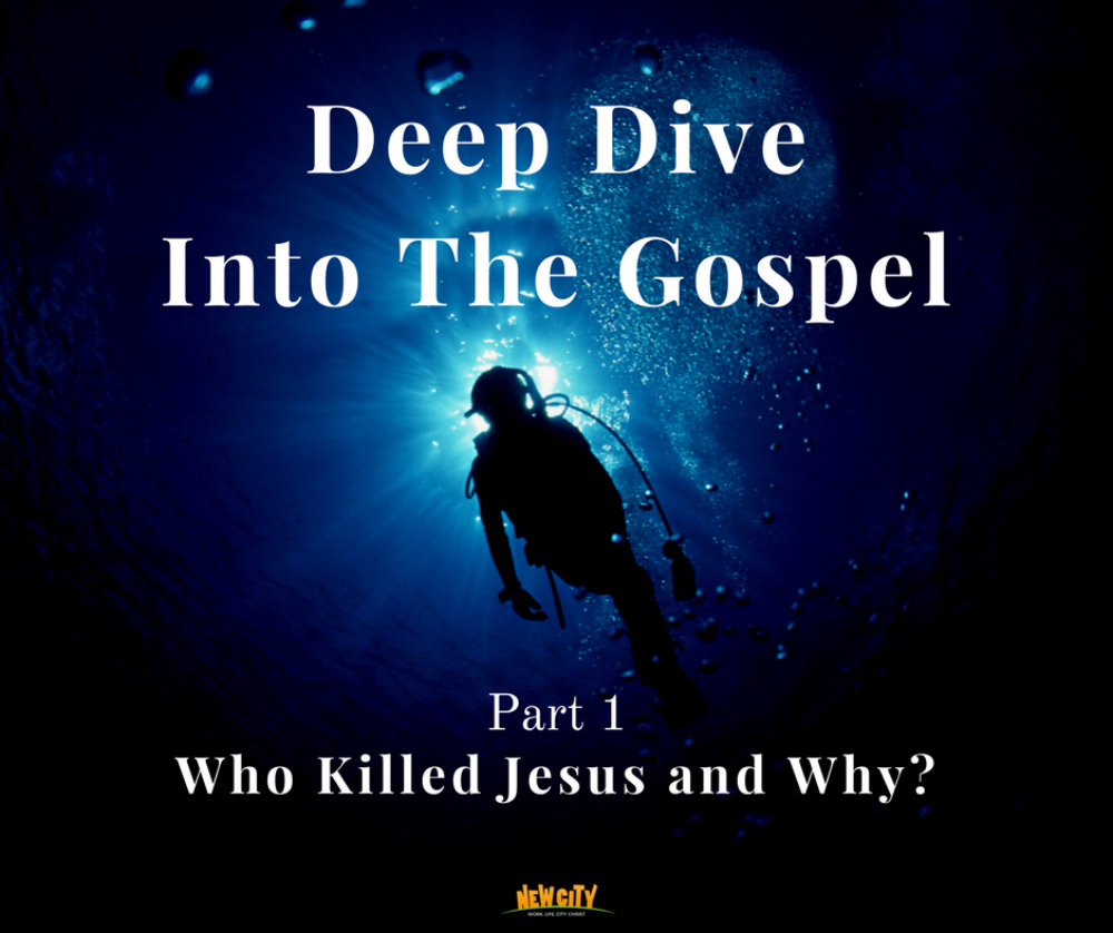Who Killed Jesus And Why? Image