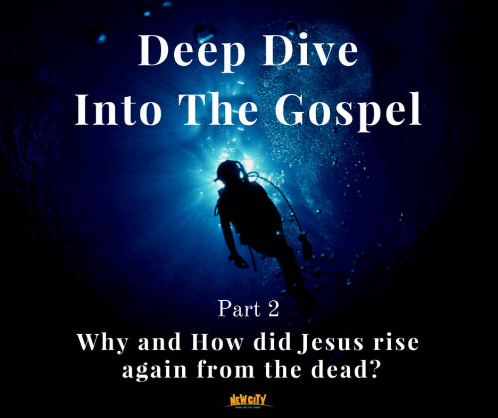 Why and How did Jesus Rise Again? Image