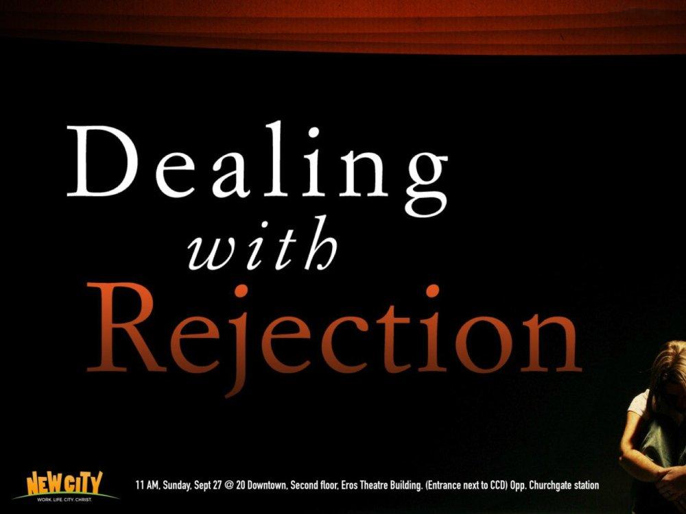 Dealing with Rejection - Advait Praturi Image