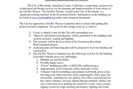interior design fee proposal letter