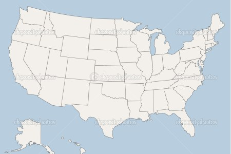 19 free vector map of usa images usa map with state