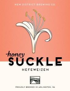Honeysuckle Hefeweizen