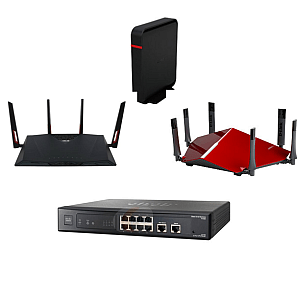 Six Router Features That Optimize Small Business Networks