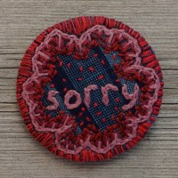 A letter of apology.