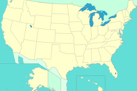 Map Of The United States Quiz - Map of the us quiz