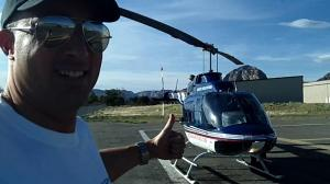 Sandro's Heli-ride through the Vortex in Sedona, Arizona