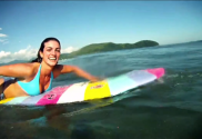Girls In Brazil Surf