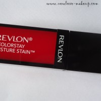 Revlon ColorStay Moisture Stain 040 Shanghai Sizzle Review, Swatches