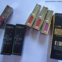 L'Oreal Paris Cannes Collection Glamorous Gloss,Marvellous Matte Look