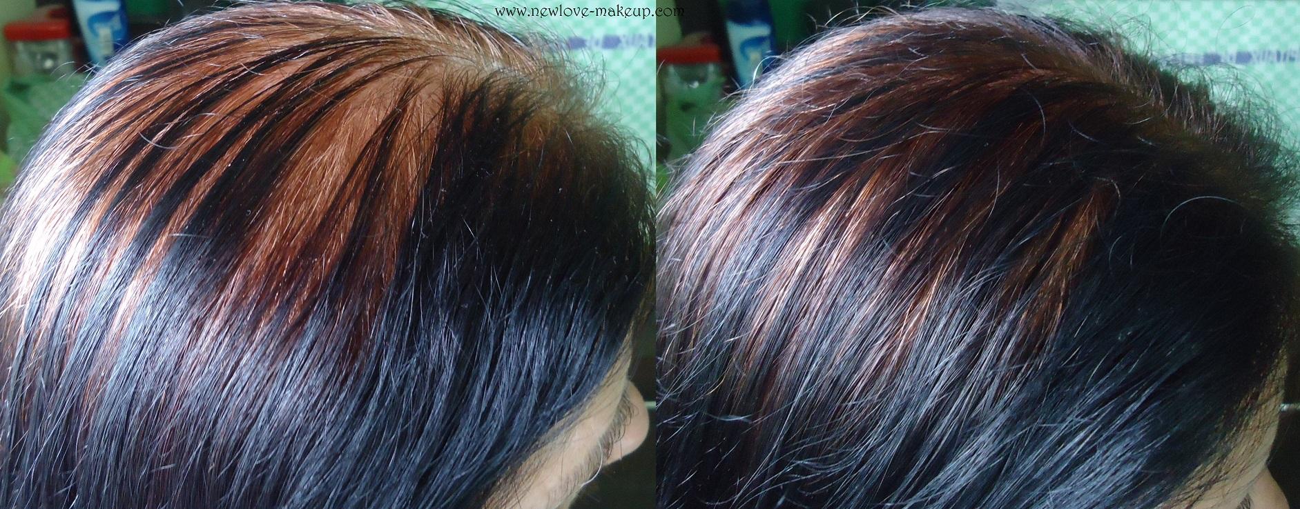 Godrej Nupur Coconut Henna Crme Colour ReviewDemo New