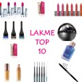 Top 10 Best Lakme Products in India, Indian Makeup and Beauty Blog