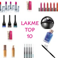 Top 10 Best Lakme Products in India
