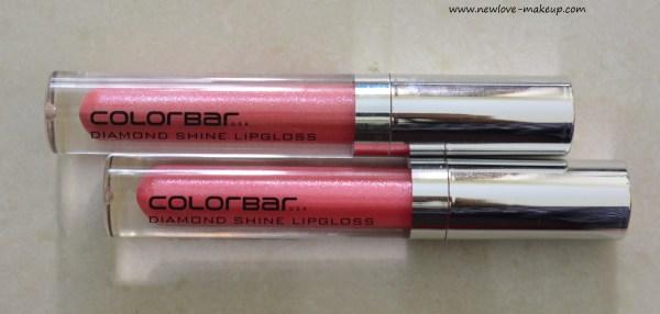 Colorbar All Day Waterproof Eyeshadow Sticks, Diamond Shine Lip Gloss Review, Swatches