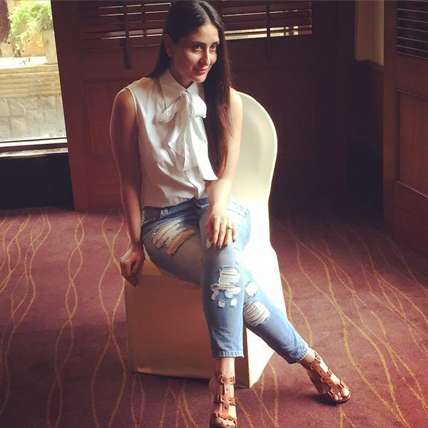 Denim Inspiration from Bollywood Ladies, Fashion, Indian Fashion Blog