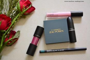 MAC Cosmetics India New Launches, Reviews, FOTD, Zac Posen Collection, Flamingo Park Collection, Modern Twist Kajal, Versicolour Stain