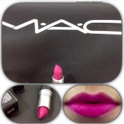 MAC Retro Matte Lipstick Flat Out Fabulous Review, Swatches, Indian Makeup and Beauty Blog, MAC Cosmetics India