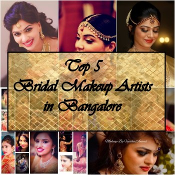 Best Bridal Makeup Artists in Bangalore, Contact Details