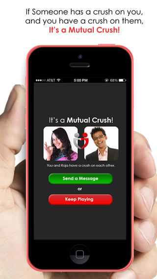 desi crush mutual crush page