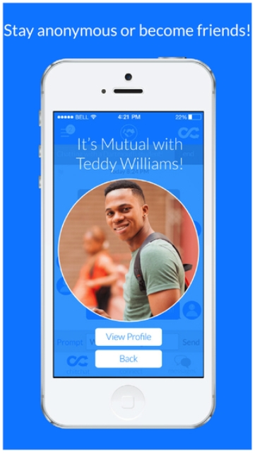 dating app mutual friends Abodo surveyed almost 4,000 current college students around explosion in mobile dating apps standbys — meeting people through mutual friends or.