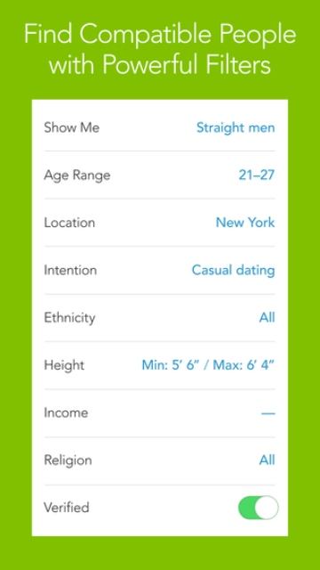 Clover dating app download