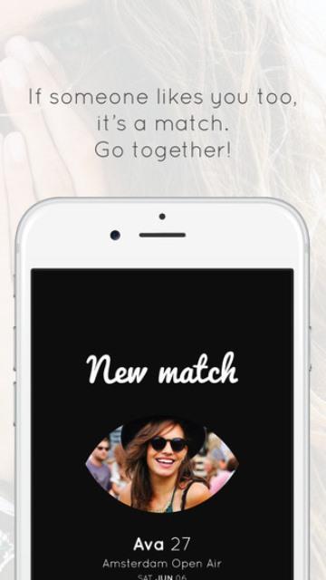 hook apps music festivals