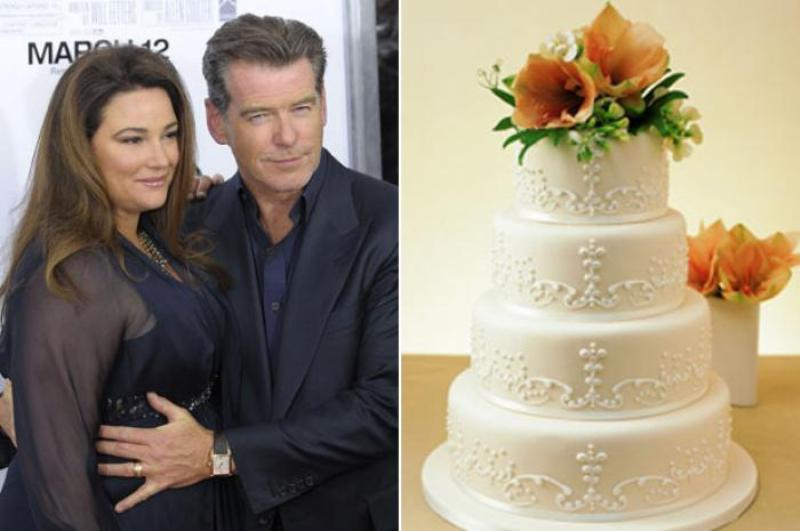Celebrity Wedding Cakes | LoveToKnow