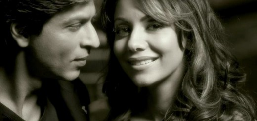 shahrukh khan and gauri khan