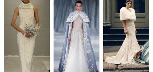 winter wedding dresses_New_Love_Times