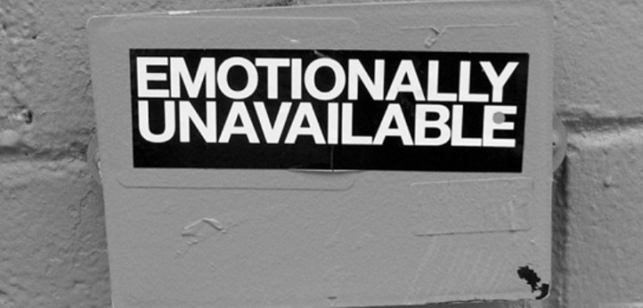 dating an emotionally unavailable person Emotionally unavailable people have reasons for their behavior they are in fact like anyone dating or in a relationship should visit this website enter name to.