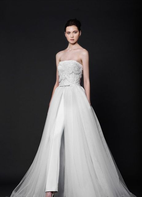 Wedding Dresses For Non Traditional : Non traditional wedding dresses for an unconventional day