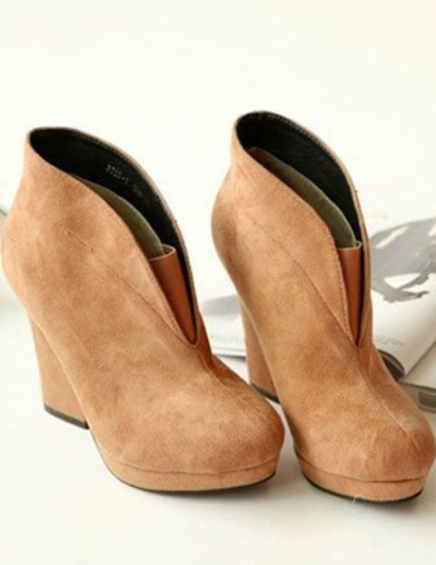 suede ankle boots_New_Love_Times