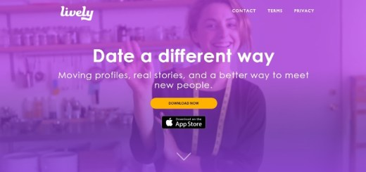 lively dating app home page_New_Love_Times