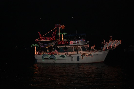 Boat parades from Key Largo to Key West are to illuminate the waters of the Atlantic Ocean, Gulf of Mexico and Florida Bay as the island chain celebrates the holidays. Vessel decorations typically range from traditional lights and greenery to offbeat salutes to the season.