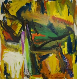 Elaine de Kooning-Albuquerque, 1960 Collection Bob and Linda Schmier