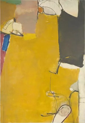 Richard Diebenkorn, Untitled, 1951 The Richard Diebenkorn Foundation