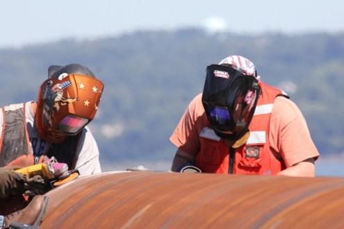 September 2013 - Welding Operations