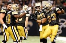Saints runningbacks nummer 6 i NFL