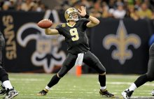 Brees nomineret til air player of the week