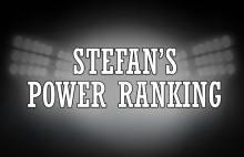 Power Ranking Efter Week 3
