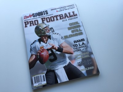 2016 NFL Preview Magazines